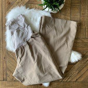 MOTHERHOOD MATERNITY Beige Trousers